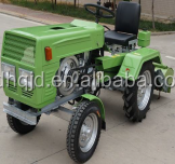 2015 hot sale Cheap Mini Garden Tractors/ Mini Farm Tractors with rotary tiller