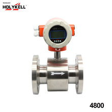 Gas / Steam / Liquid Intelligent Vortex Flow meter