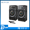 10 inch High Quality Plastic Active Pro Audio Speaker with Led light YY-120
