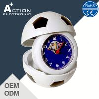 Small Order Accept Good Quality Recordable Alarm Clock Message