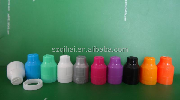 10ml PET Plastic E Juice Electronic Cigarettes Oil Bottles