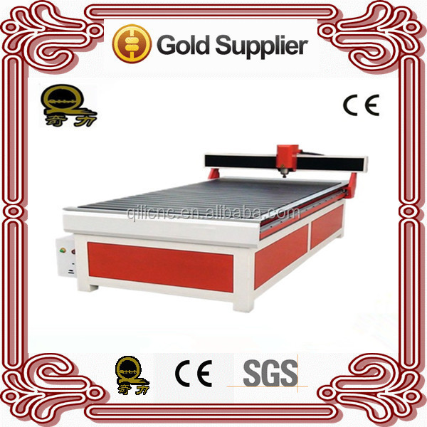 HOT! Sale!! Hong Ye Factory supply high precision cutting CNC machine toolsQL1224