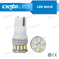 non canbus super bright 360 degrees lighting auto led t10 lights