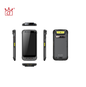 High End Handheld PDA with 3G/4G/ BT/ GNSS Connection WIFI/ NFC/RFID Scanner and High Resolution Camera