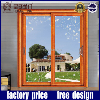 High Quality Germany Hardware Aluminum Interior Glass Doors with Australian Standard