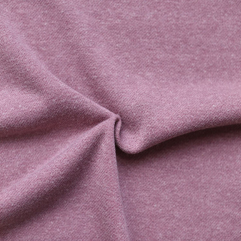 Shaoxing Textile Stretch Terry Cloth Fabric Cotton Polyester Sportswear Fabric