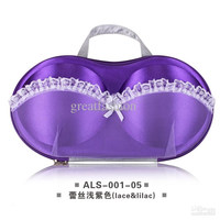 BC-013 Wholesale Portable Fashion Bra Bag Case Storage Organizer