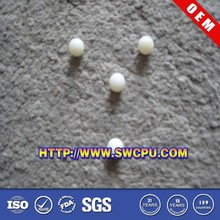 Customized food grade solid small rubber balls 10mm