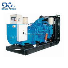 Small sound proof 220kw silent diesel generator