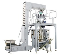 automatic weighing potato chips small pouch packing machine
