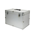 Aluminum Hard Case With Divider Slots