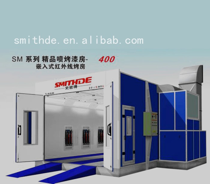 2016 smithde SM-400 Car Body Painting Room with CE approved