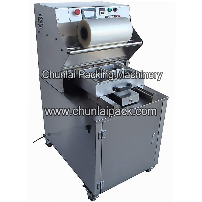 Auto MAP Modified Atmosphere Packaging Machine
