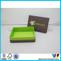 Best quality fancy personalized packaging boxes chocolate chocolate truffles in China