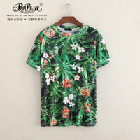2015 Peijiaxin Fashion Design Casual Style Wholesale Funny Printed Man 3D Design T-shirts