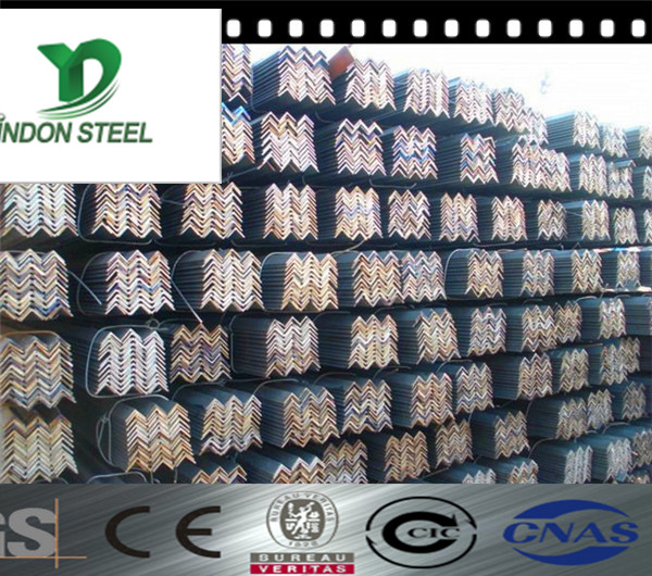 weight of ms angle high quality s235jr hot rolled angle bar steel/types of steel angle bar