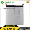 1865 li-ion battery EB-BE700ABE for Samsung Galaxy E7 SM-E700M SM-E700F SM-E700D SM-E700S Galaxy E7 Duo DS