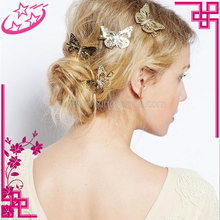 AL-2 Factory Price Hair Bows Clips, Plain Hair Clips, Women Hair Clips