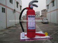 2013 Hot-Selling inflatable fire extinguisher for advertisment/promotion