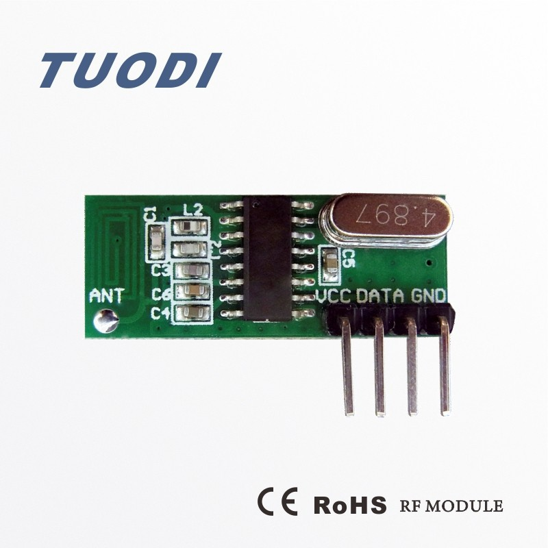 TDL-9921 rf radio wireless data transmitter receiver module