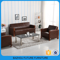2016 furniture Dubai genuine leather sectional sofa hot sale F502