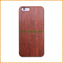 Hot Sale bamboo maple cherry Pc hard real wood phone mobile case for iphone7 plus