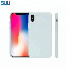 For iphoneX Case Soft TPU White phone back cover water print Smooth TPU Silicone Case For iphone8 plus case
