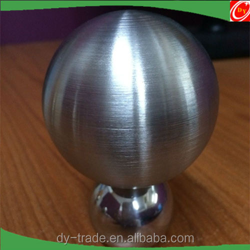 38mm hairline steel ball