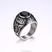 Ring Jewelry Black Onyx Class Ring Wholesale