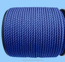 210D Polyester rope dacron polyester rope 16MM