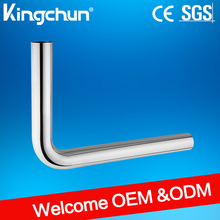 Kingchun washroom wholesale flexible waste drain hose wash basin strainer drainage pipes