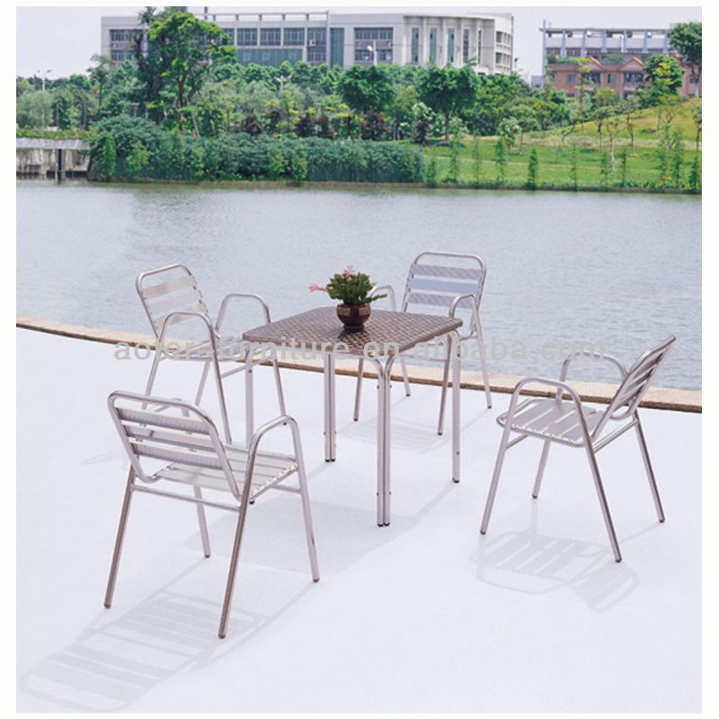 Patio Garden aluminum garden furniture