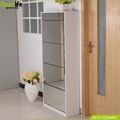 Modern living room cabinet design wooden shoe storage with drawer made in China