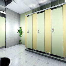 Professional toilet cubicle partition board waterproof drywall gypsum board with CE certificate