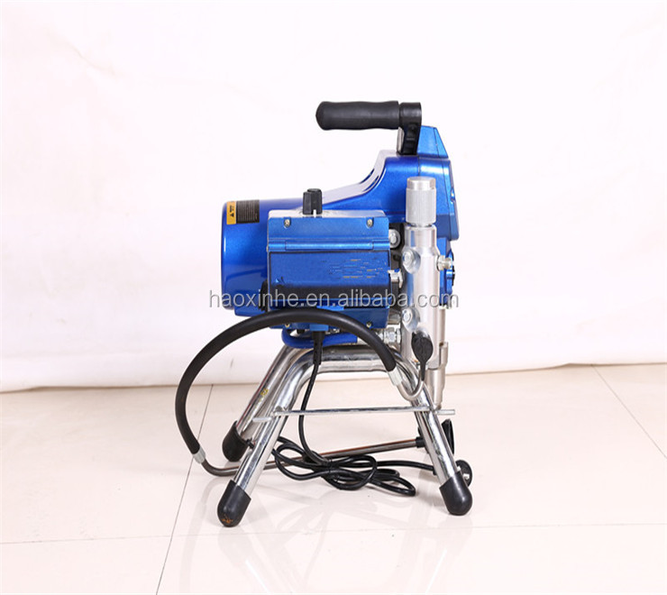 High pressure Electric paint machines Airless Paint Sprayer with diaphragm pump