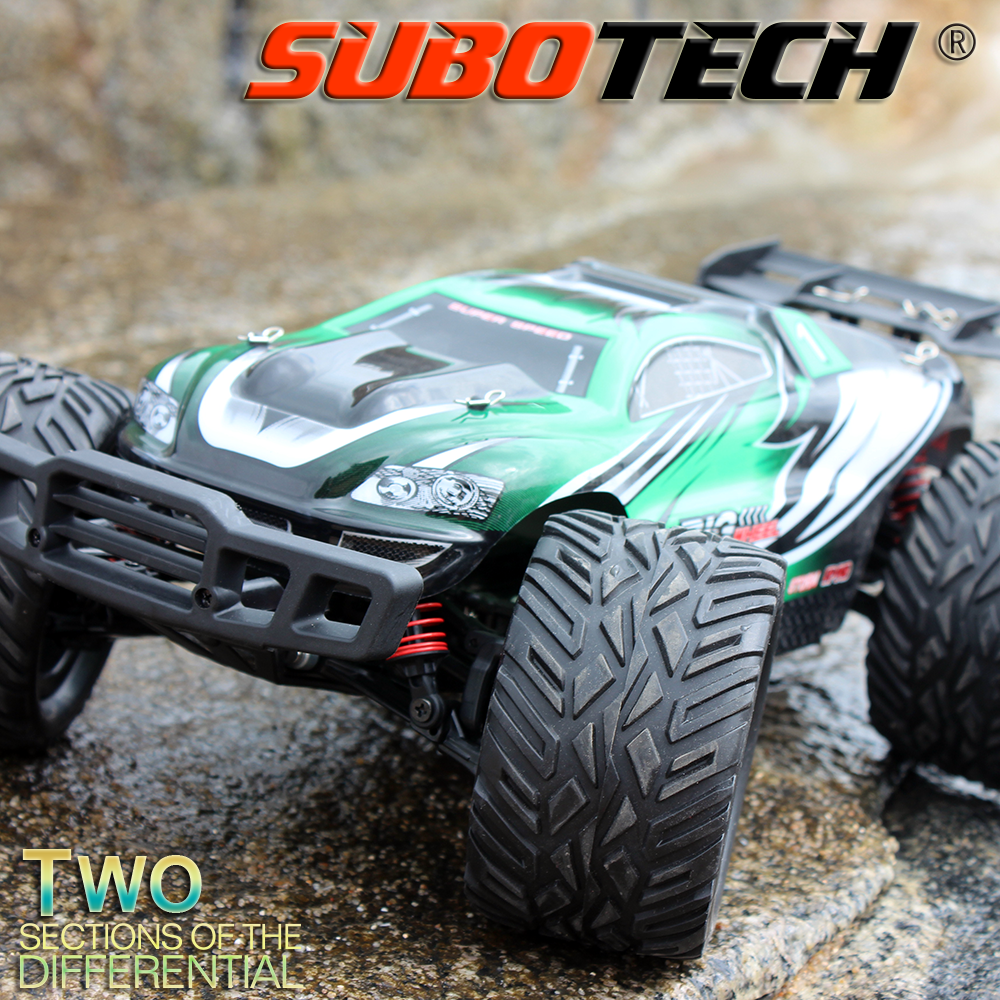 2.4GHz 4-channel Remote Control Off-road Go Kart Car High-Speed Race Car, Buggy RC Car
