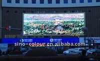High quality outdoor led screen