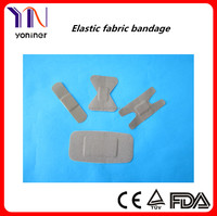 Best quality different shape band aid Manufacturer CE