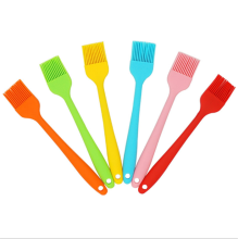Cheap price silicone brush manufacturer FDA silicone brush mask colorful silicone brush makeup