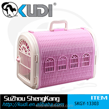 New design outdoor pet cage pet travel carrier cage