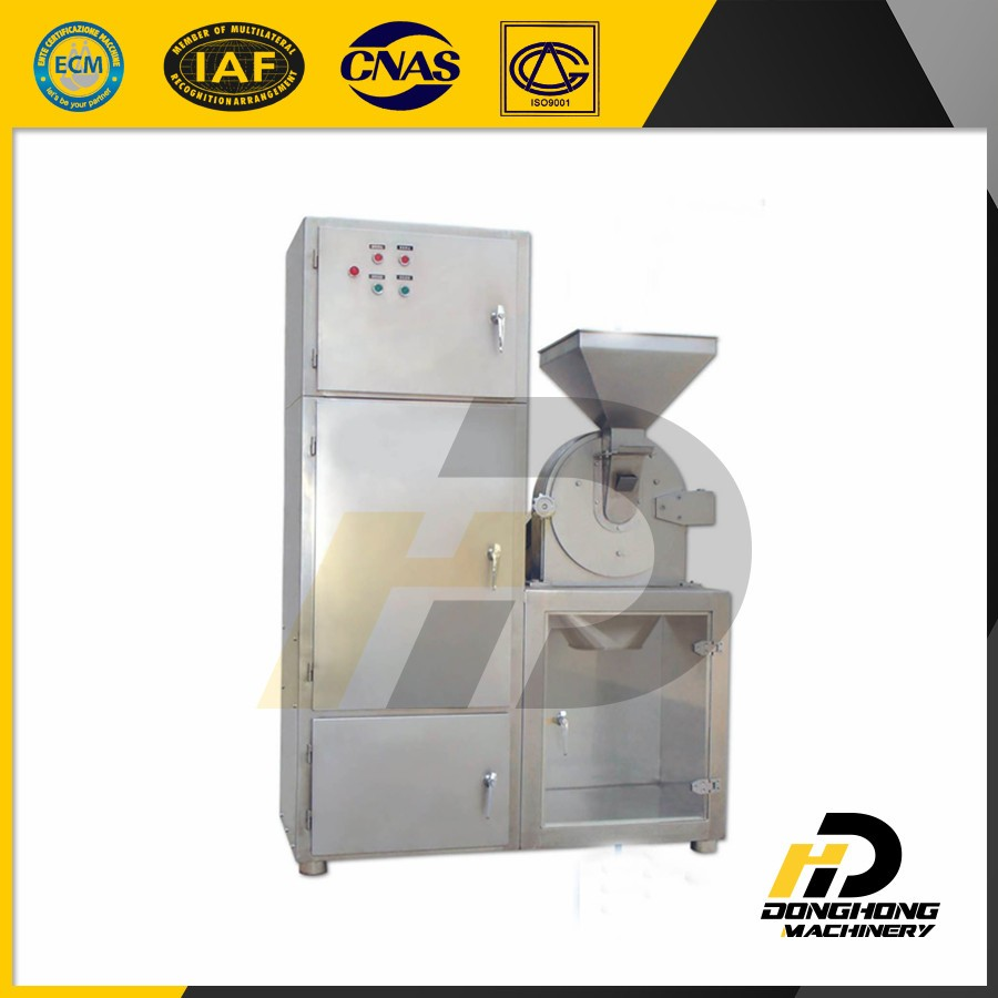 Automatic universal Herbal Tea leaf grinding machine