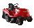 CE tractor lawn mower, garden tools manual grass cutter of tractor lawn mower/zero turn lawn mower