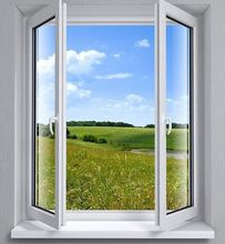 Made in China High quality casement windows Aluminium windows for African market