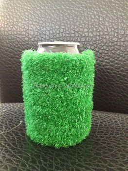 cheap green grass turf can cooler