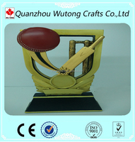 Wholesale Trophy Souvenir for Cricket Cup Polyresin Material