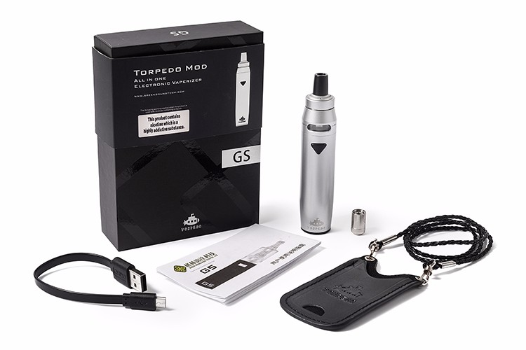 GS New Design 2200mah G6 kit vapor kit ecig vape mod e cigarette 2200mah vape kit