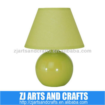 2015Zhejiang Small Ceramic table lamps