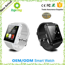 U8 Smart Watch Use Blue Tooth 2014 Portable Wrist U8 Bluetooth Smart Watch U8 Pro Smart Watch