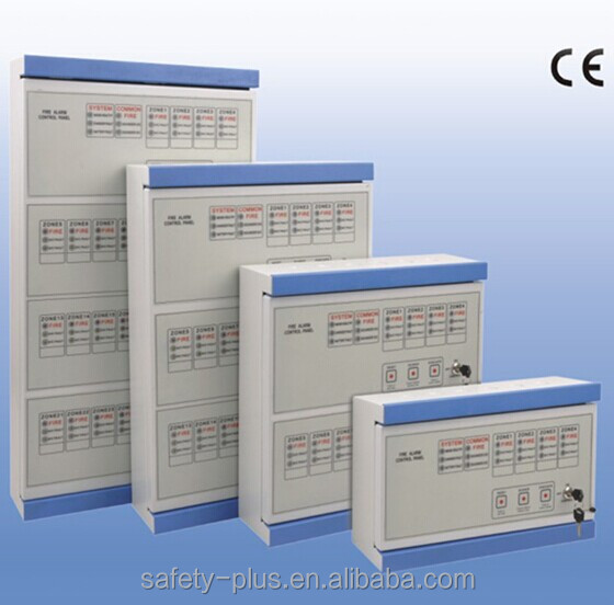 Hot sale en14604 certified conventional fire alarm control panel