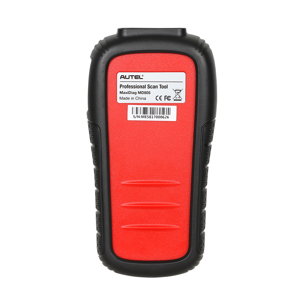 [Autel Distributor] Autel MD805 MaxiDiag Elite Scan Tool Full system engine transmission ABS & Airbag All System Diagnostic Tool